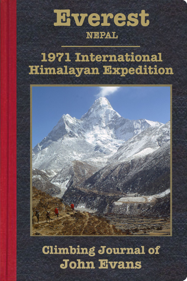 MT. Everest 1971 ebook
