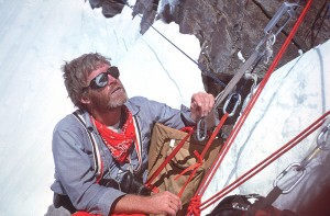 John Evans on Nanda Devi