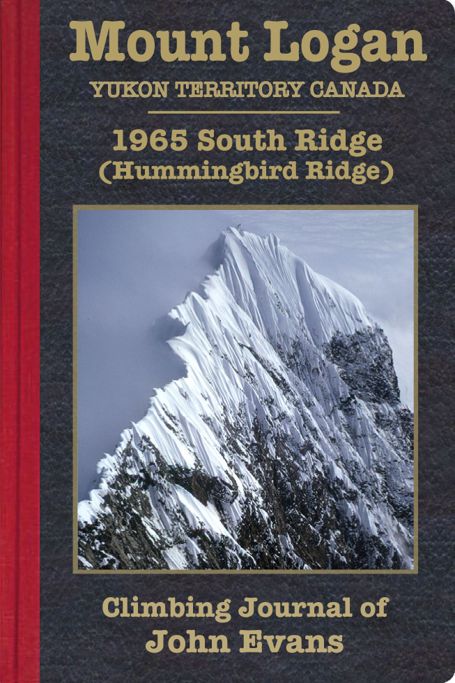 Mt. Logan Hummingbird Ridge ebook