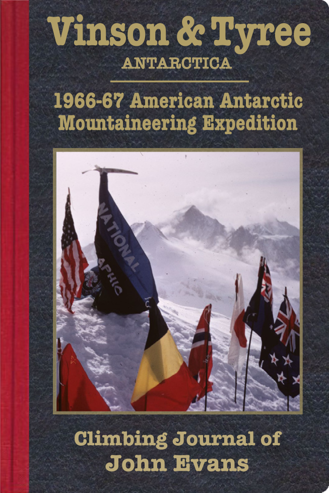 Mt. Vinson and Mt. Tyree ebook