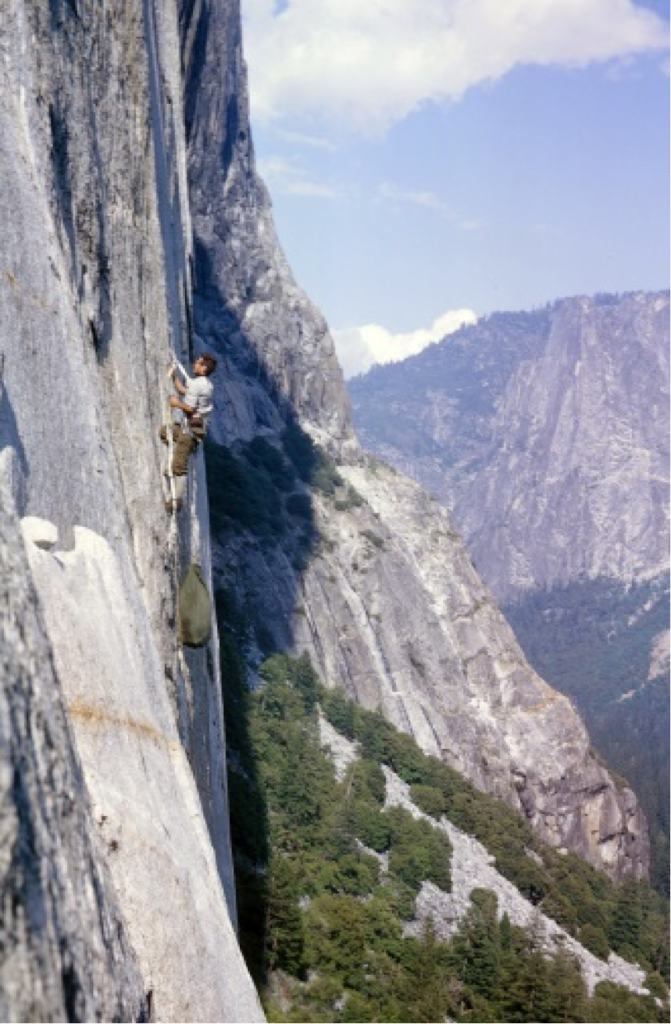 Nose of El Capitan